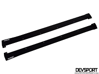 DevSport Side Skirt Wind Splitters (2003-2008 Nissan 350z)